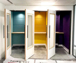 Offices renovation in London, United Kingdom  by Stavropoulou architects, Athens, Greece
