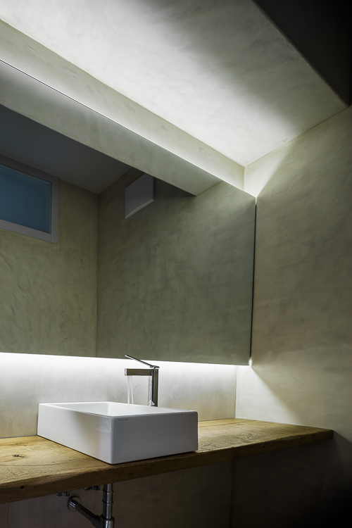 Bathroom renovation, Stavropoulou architects, greek architects