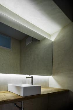 Bathroom renovation, Stavropoulou architects, greek architects