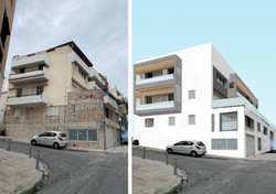 Apartments renovation designed by Stavropoulou architects