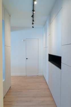Apartment renovation in Athens by Stavropoulou architects