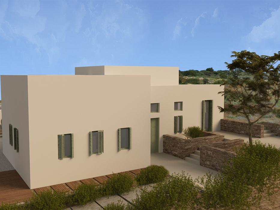 Summer House in Antiparos