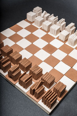 Stavropoulou Architects chess design