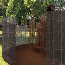 Stavropoulou Architects, Installation: The space beyond, photoral view