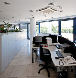 office design by Stavropoulou architects