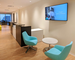 software company's office renovation in New York, United States, greek architects, architecture, des
