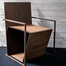 Stavropoulou_Steel_Chair