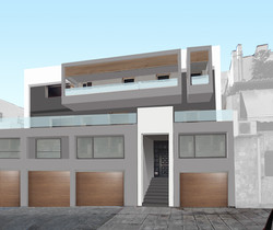 Apartments renovation in Greece  designed by Stavropoulou architects