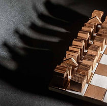 Stavropoulou Architects, Clay Chess Desig