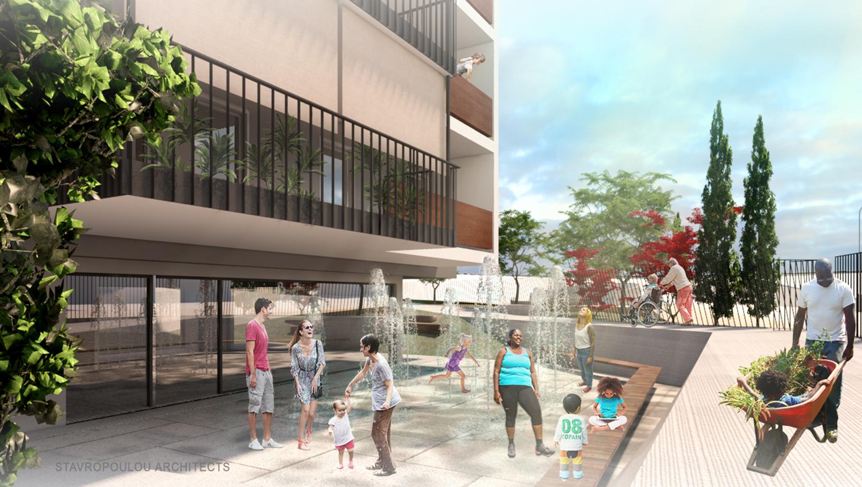 Social housing in Cyprus