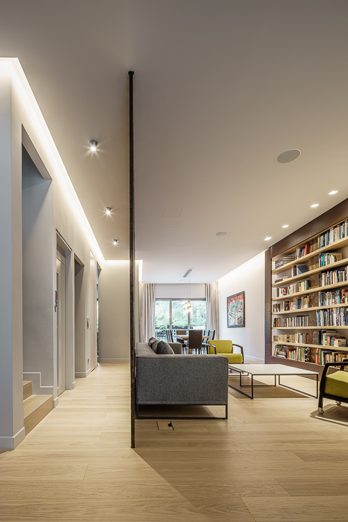 Living room refurbishment, Stavropoulou architects, greek architects