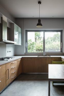 Kitchen refurbishment, Stavropoulou Elena, architect, greek architects