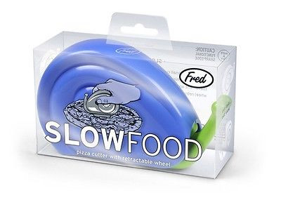 """Snail Pizza Cutter for """"Fred"""""""