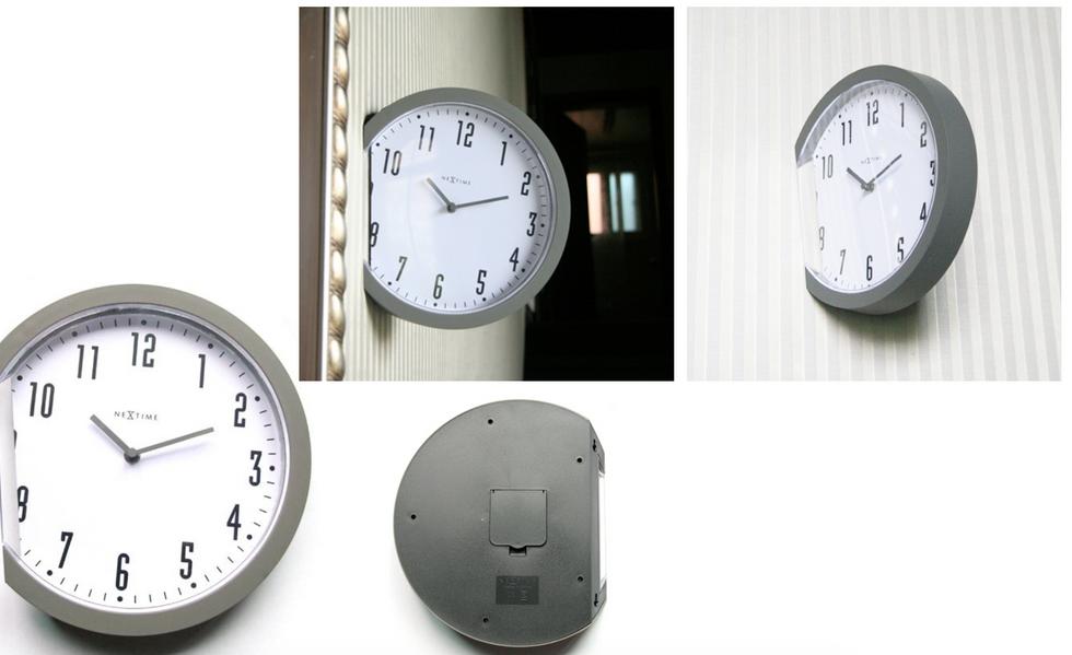 Insert clock