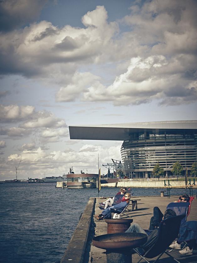 Denmark photoshoot on location
