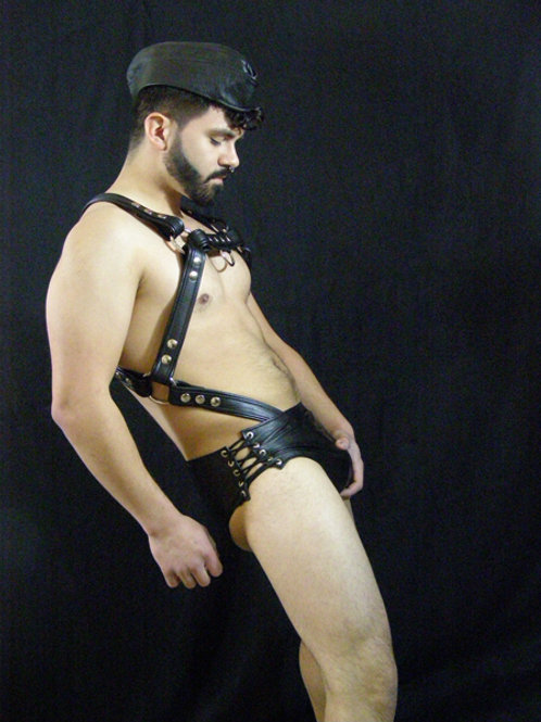 BOW HARNESS W/ PIPING