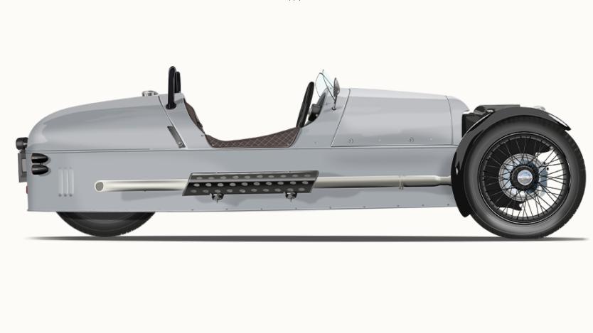 2021 Morgan 3 Wheeler - Custom