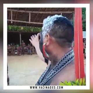 Rogerio Barbosa Yanomami, Comunidade Maturacá Terra Yanomami AM