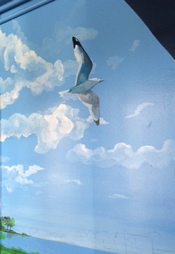 Detail from MMAD Station Mural