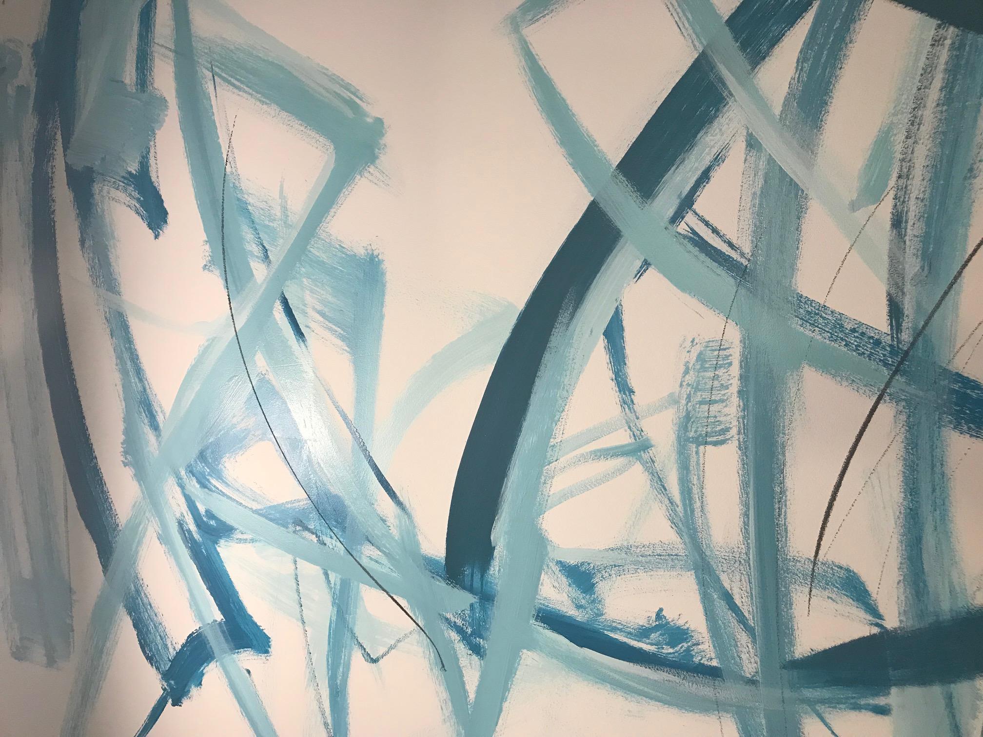 Piero Manrique Detail of Abstract Stairw