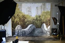 Manrique Mural for Justin Alexander