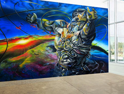 Manrique Mural Art