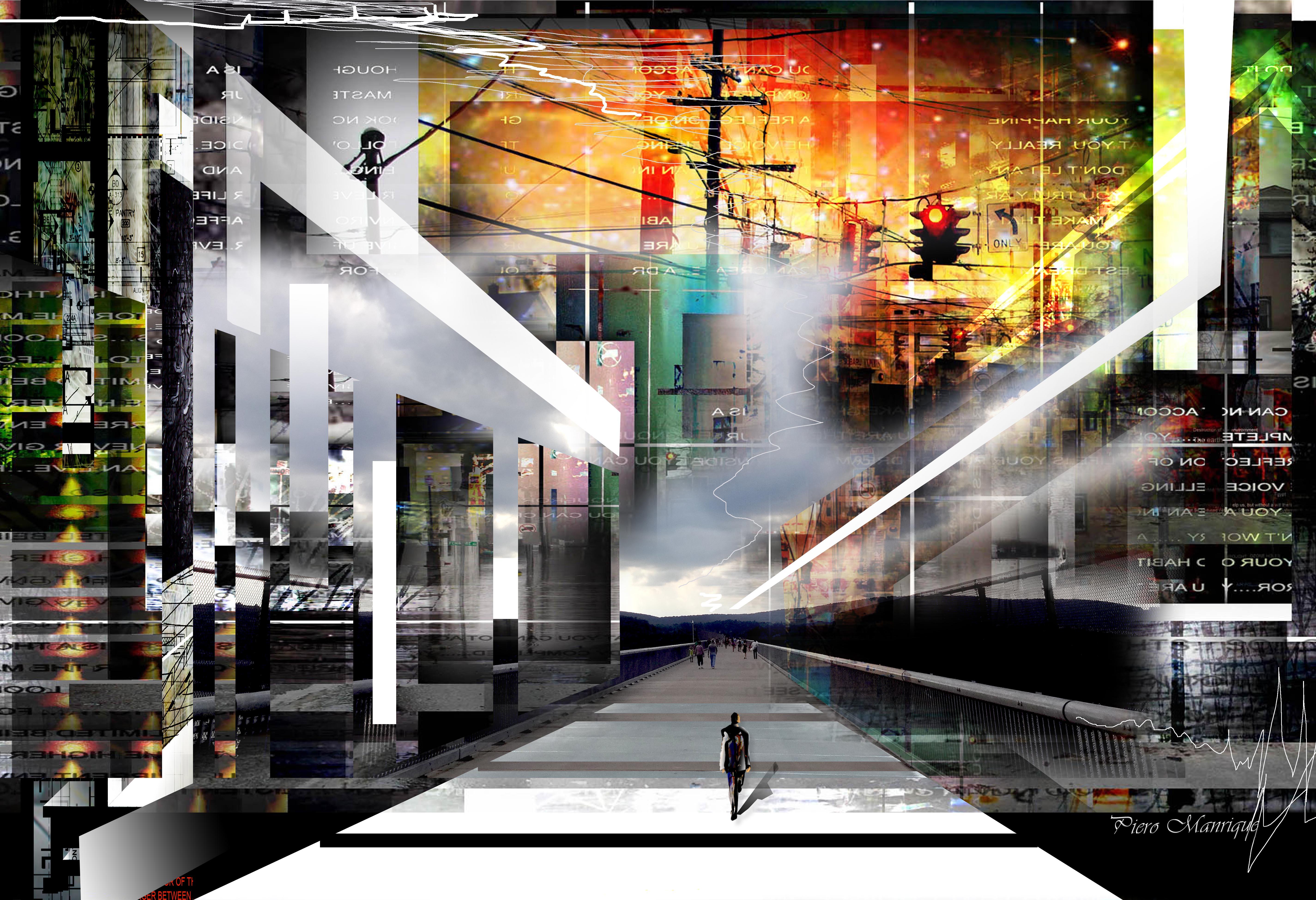 Digital Wallpaper by Manrique