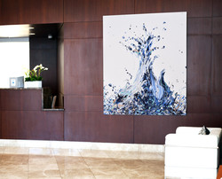 Manrique Painting - Crystal Point
