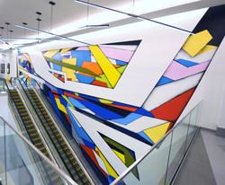 Manrique mural in White Plains NY
