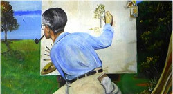 Norman Rockwell - MMAD Station Mural