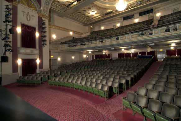 Ohio Theatre From Stage