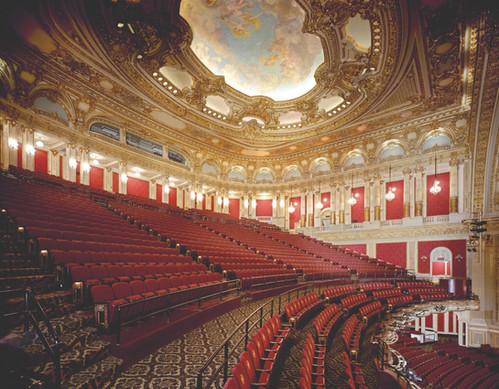 Boston Opera House Balcony