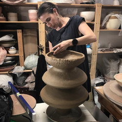 Juliet_Eidelman_Ceramics_coiling
