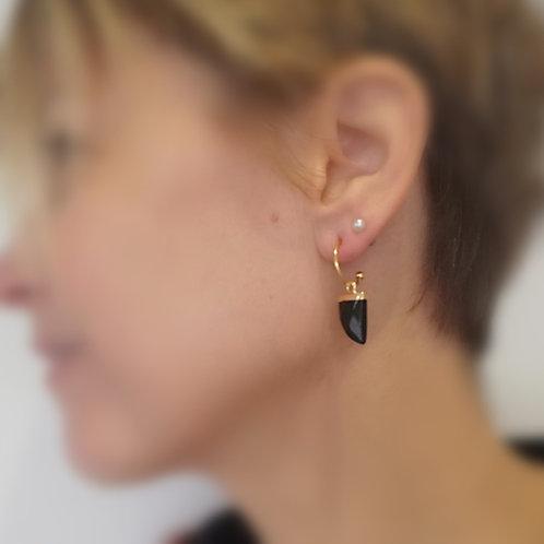 Boucles d'oreilles F&C