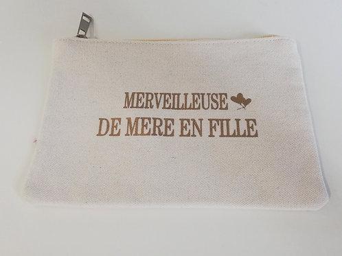 Pochette message