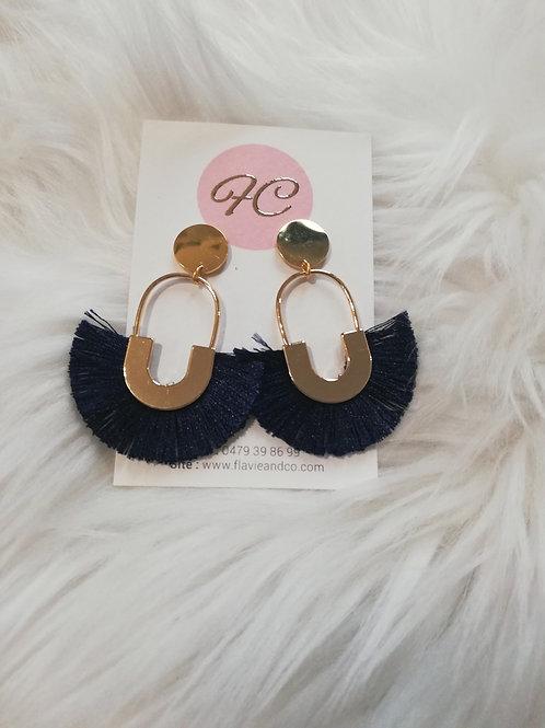 Boucles d'oreillesF&C
