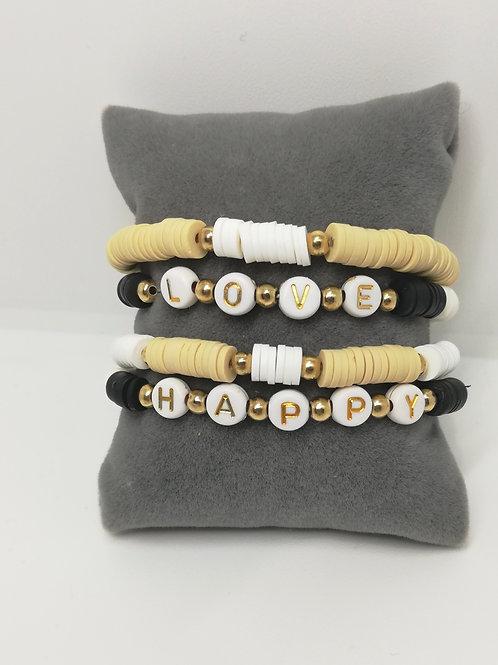Bracelet  élastique F&C