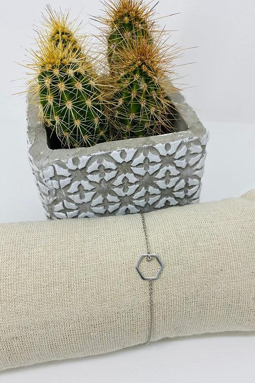 Bracelet  en acier