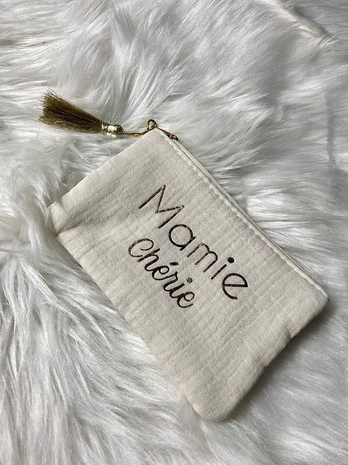 "Pochette message ""Mamie chérie"""