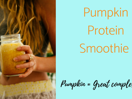 Pumkin Protein Smoothie