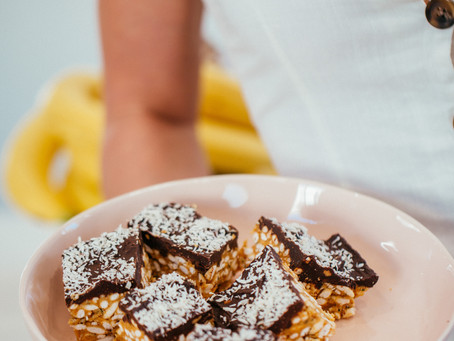 Coconut PB & Chocolate Hempies