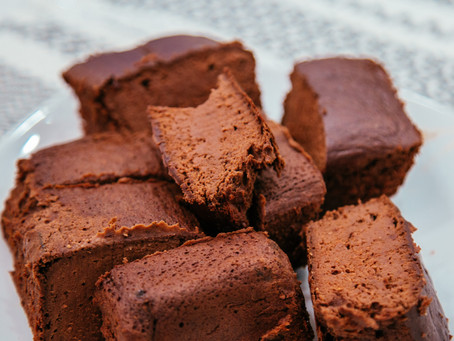 Pre/Post Workout Brownies