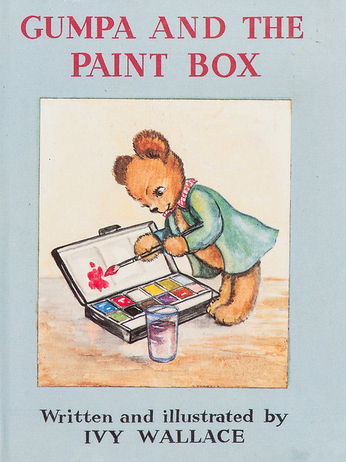 Gumpa and the Paintbox
