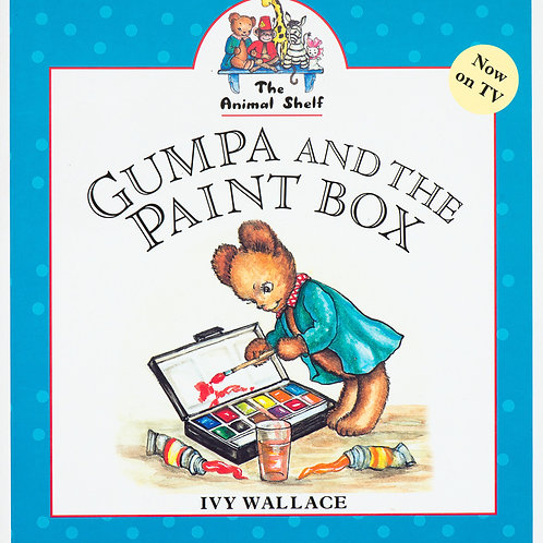 Gumpa And The Paint Box