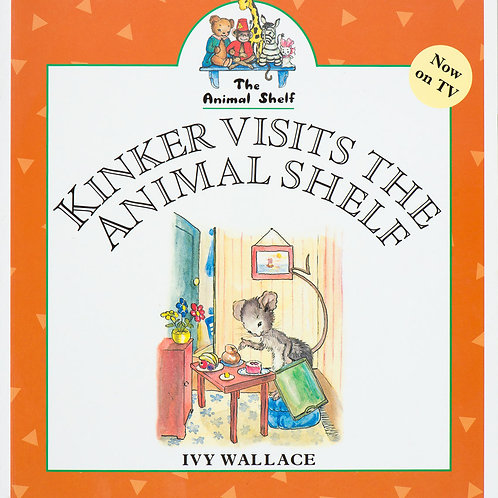 Kinker Visits The Animal Shelf