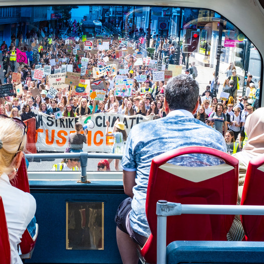 Youth Strike For Climate in Brighton