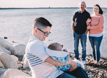 What a Wonderful World | Darby Family | Bonham Lifestyle Photographer