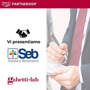 Gabetti Lab annuncia la partnership con SEB!