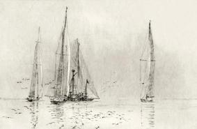Sailing at Southend