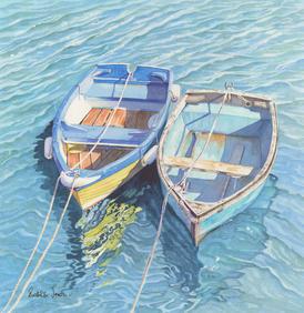 Happy boats